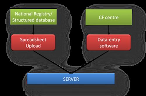 ECFS Patient Registry Data Process